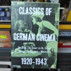 CLASSICS OF GERMAN CINEMA 1920-194 - DVD BOX