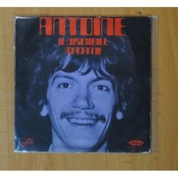 ANTOINE - IL DIRIGIBILE / MADAME - SINGLE