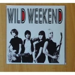 WILD WEEKEND - DON´T PUSH ME AROUND - SINGLE
