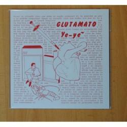 GLUTAMATO YEYE - CORAZON LOCO - SINGLE