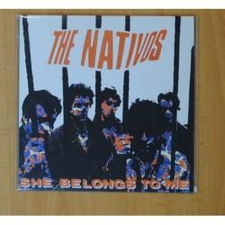 THE NATIVOS - SHE BELONGS TO ME - SINGLE