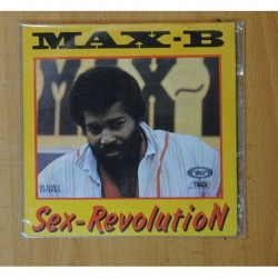 MAX B - SEX REVOLUTION - SINGLE