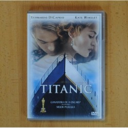TITANIC - DVD
