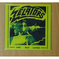ZELATORS - ONE WAY LOVER - SINGLE