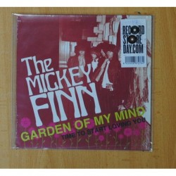 THE MICKEY FINN - GARDEN OF MY MIND - SINGLE