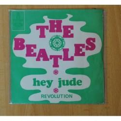 THE BEATLES - HEY JUDE / REVOLUTION - SINGLE
