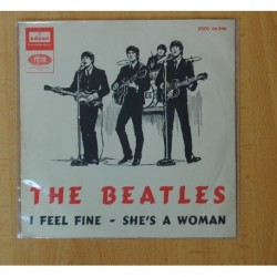 THE BEATLES - I FEEL FINE / SHE´S A WOMAN - SINGLE