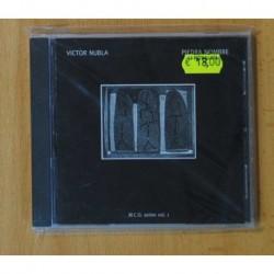 VICTOR NUBLA - PIEDRA NOMBRE M.C.O. SERIES VOL 1 - CD