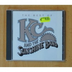 KC AND THE SUNSHINE BAND - THE BEST OF - CD
