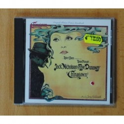 JERRY GOLDSMITH - CHINATOWN - CD