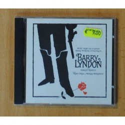 VARIOS - BARRY LYNDON - CD