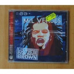 CARLINHOS BROWN - MIL VEROES - CD