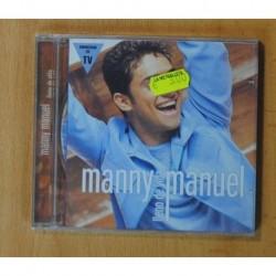 MANNY MANUEL - LLENO DE VIDA - CD