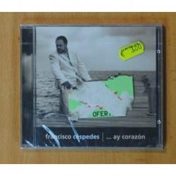 FRANCISCO CESPEDES - AY CORAZON - CD