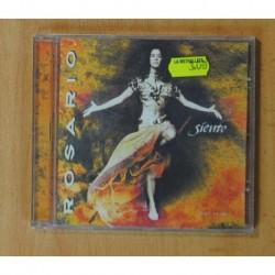 ROSARIO - SIENTO - CD