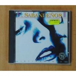 LOS SABANDEÑOS - INTIMAMENTE - CD