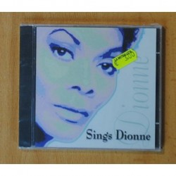 DIONNE WARWICK - SINGS DIONNE - CD