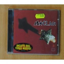 M CLAN - UN BUEN MOMENTO - CD