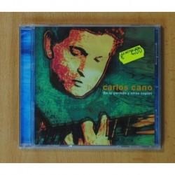 CARLOS CANO - DE LO PERDIDO Y OTRAS COPIAS - CD