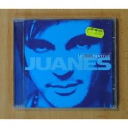 JUANES - UN DIA NORMAL - CD
