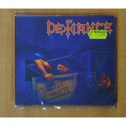 DEFIANCE - PRODUCT OF SOCIETY - CD