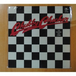 CHUBBY CHECKER - THE CHANGE HAS COME - LP
