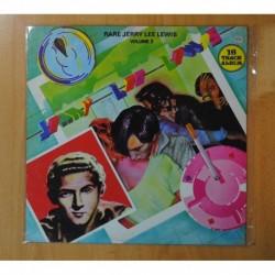 JERRY LEE LEWIS - RARE JERRY LEE LEWIS VOLUME 2 - LP