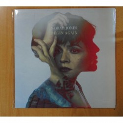 NORAH JONES - BEGIN AGAIN - LP