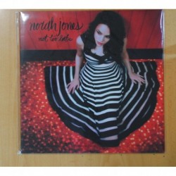 NORAH JONES - NOT TOO LATE - LP