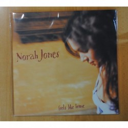 NORAH JONES - FEELS LIKE HOME - LP