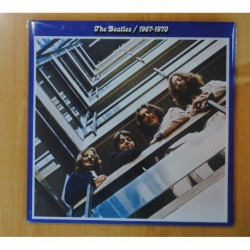 THE BEATLES - 1967 1970 - LP