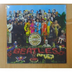 THE BEATLES - SGT PEPPERS LONELY HEARTS CLUB BAND - GATEFOLD - 2 LP
