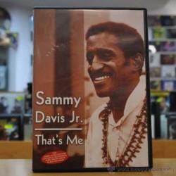 VARIOS - SAMMY DAVIS JR THATS ME - DVD