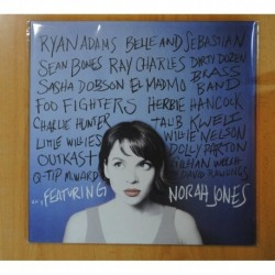 NORAH JONES - ...FEATURING - LP