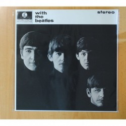 THE BEATLES - WITH THE BEATLES - LP