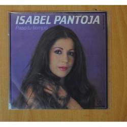 ISABEL PANTOJA - PASO TU TIEMPO - SINGLE
