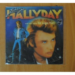 JOHNNY HALLYDAY - STILL THE SAME - SINGLE