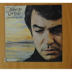 ALBERTO CORTEZ - COMO EL PRIMER DIA - SINGLE
