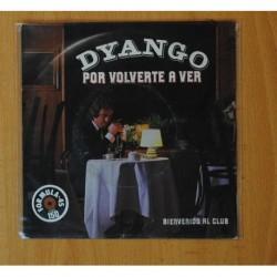 DYANGO - POR VOLVERTE A VER - SINGLE