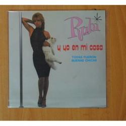 RUBI - Y YO EN MI CASA - SINGLE
