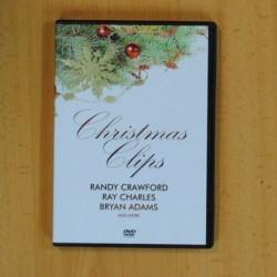 VARIOS - CHRISTMAS CLIPS - DVD