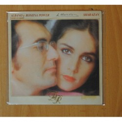 ALBANO / ROMINA POWER - SHARAZAN - SINGLE