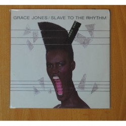 GRACE JONES - SLAVE TO THE RHYTHM - SINGLE