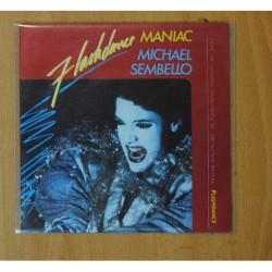 MICHAEL SEMBELLO - MANIAC - SINGLE