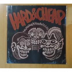 HARD & CHEAP - HARD & CHEAP - LP