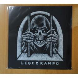 LEGEZ KANPO - LEGEZ KANPO - LP