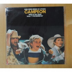VARIOS - CAMPEON - LP