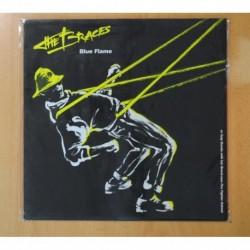 THE BRACES - BLUE FLAME - LP
