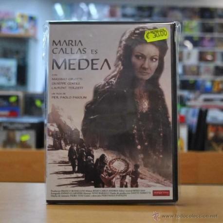 PIER PAOLO PASOLINI - MEDEA - ITALIANO SUBTITULADA AL CASTELLANO - DVD