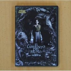 EL LABERINTO DEL FAUNO - DVD